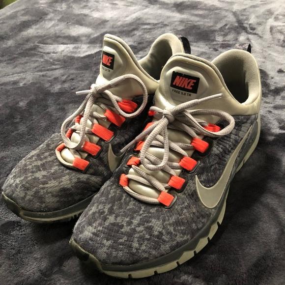 Mens 12 Nike Trainer 5.0 NIKE 5.O Zapatos Free 12 Camuflaje
